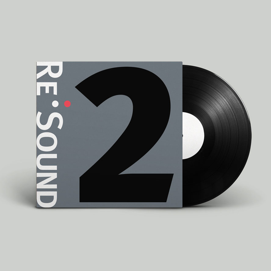 Re:Sound's 20th Anniversary Logo
