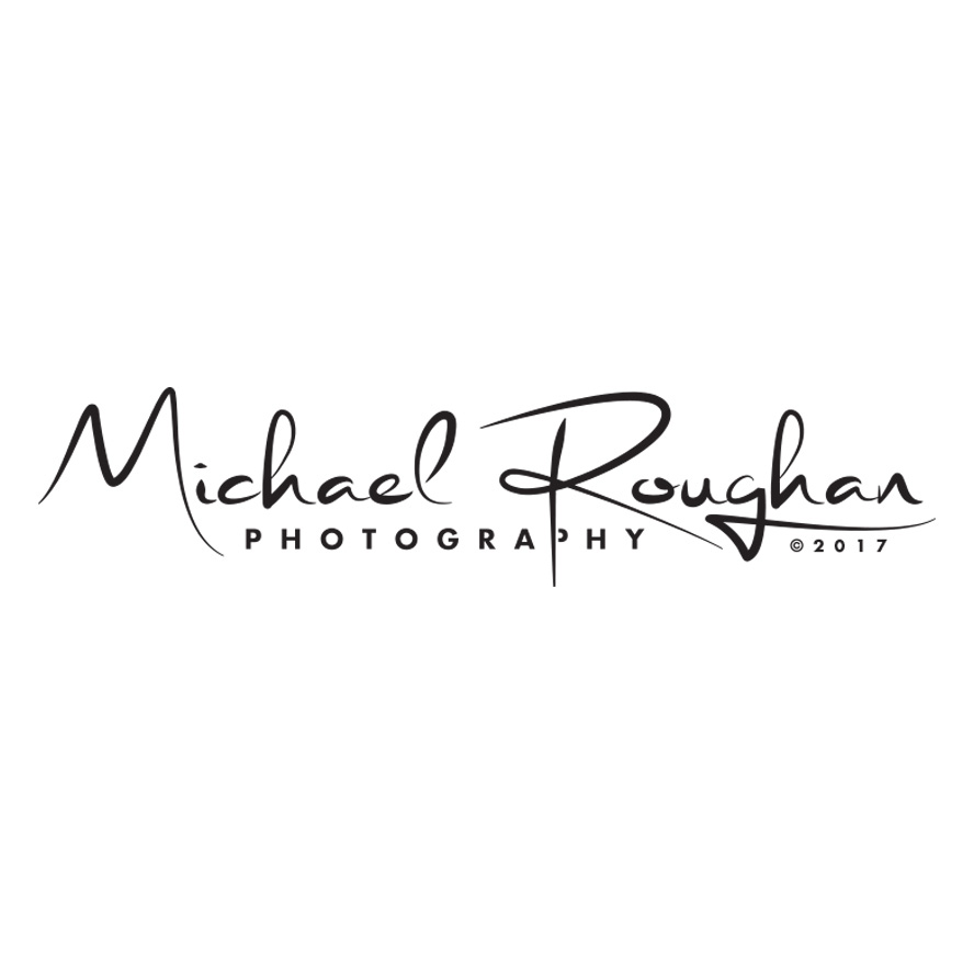 Michael Roughan's New Logo/Watermark